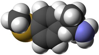 4-Methylthioamphetamine