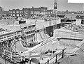 4-boulevard, overzicht van de bouw over de Westerdoksluis, Bestanddeelnr 911-1781.jpg