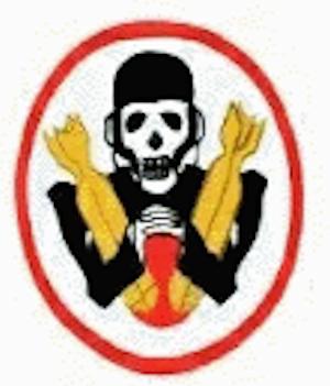 428th Bombardment Squadron - World War II squadron emblem