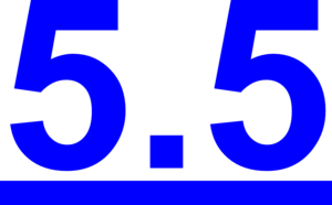 5.5 Metre (keelboat) - Image: 5.5 Metre insigna