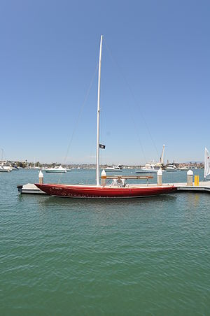5.5 Metre (keelboat) - International 5.5 Metre