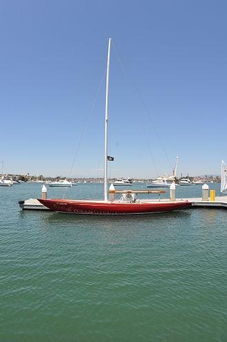 5.5 Metre (keelboat) - International 5.5 Metre