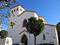 532 Església de Sant Jaume de Remolins (Tortosa), façana pl. Immaculada Concepció.JPG