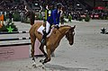54eme CHI de Genève - 20141213 - Prix de la Fédération d'Elevage du Cheval de Sport CH - Pénélope Leprevost et Cayman Athletic CH 6.jpg