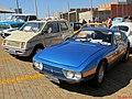 6ª edição do Encontro de Veículos Antigos de Sertãozinho, pela primeira vez realizada no Parque do Cristo. Em destaque vários carros nacionais, a camionete Ford F100 Deluxe, o Chevrolet Maverick - panoramio.jpg