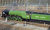 60163 Tornado 12 March 2009 Tyne Yard pic 13.jpg