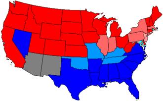 60th United States Congress - Image: 60 us house membership