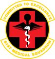 61 Medical Sq emblem.png