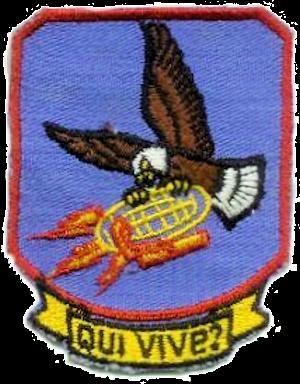 Charleston Air Force Station - Emblem of the 765th Radar Squadron