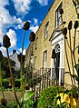 77-79 Ermine Street - Terraced homes, view through 79's garden.jpg