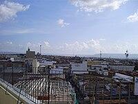 Vista de Juazeiro a partir do Mirante do CCBNB.