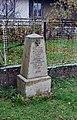 85 - Stračovská Lhota. Pomník na hrobě 2. pruských a 2. rakouských vojáků.jpg