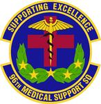 96 Medical Support Sq emblem.png