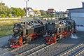 99 7242-3, Germany, Saxony-Anhalt, depot Wernigerode HSB (Trainpix 160582).jpg