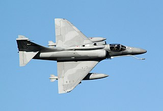 Lockheed Martin A-4AR Fightinghawk multirole combat aircraft