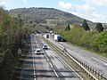 A40 heading towards Wales - geograph.org.uk - 755308.jpg