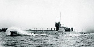 HMAS AE1 - Image: AE1 (AWM P01075041)