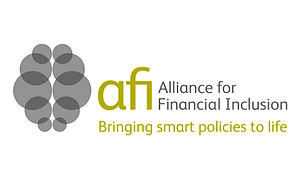 Alliance for Financial Inclusion - The official logo of the Alliance for Financial Inclusion