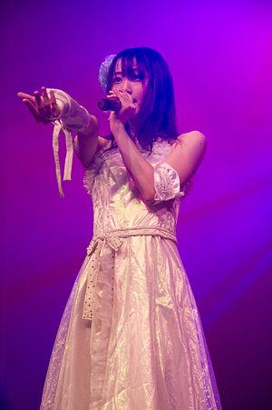 Rena Matsui - Image: AKB48 20090703 Japan Expo 24