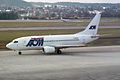 AOM French Airlines Boeing 737-53C F-GHUL (31487849106).jpg