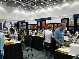 University of California Press - 2008 conference booth