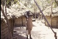 ASC Leiden - Coutinho Collection - doos-1 30 - Trip to Senegalese border from Candjambary, Guinea-Bissau - Woman in village - 1974.tif