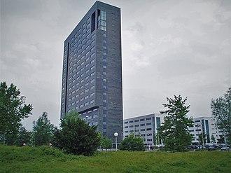ASML Holding - ASML's corporate headquarters in Veldhoven