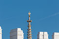 AT-50321 Top of the tower of St. Stephan, Vienna - seen from Heldenplatz -hu- 6169.jpg