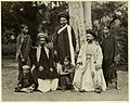 A Brahmin family photograph, probably from Maharashtra, in the 1880s.jpg