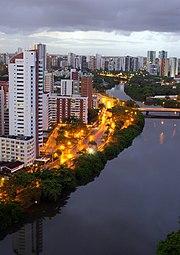 A cidade e o Rio.
