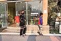 A Hani woman and boy going for county fair at Duoyishu (20210320084224).jpg