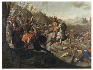 A Roman Battle