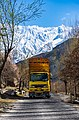 A decorated Pakistani truck on Gilgit-Skardu Road.jpg
