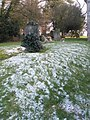 A frosty morning in All Saints churchyard - geograph.org.uk - 1097393.jpg