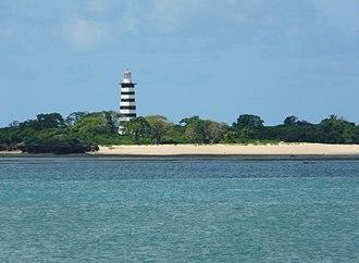 Makatumbe Range Rear Lighthouse - Makatumbe Range Rear Lighthouse