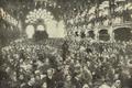 A nave do Palácio de Cristal durante a festa das crianças em honra do Chefe de Estado, a 6 de Fevereiro de 1924 - Ilustração Portugueza (16Fev1924).png