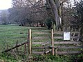 A stile on an unmarked footpath - geograph.org.uk - 1073106.jpg