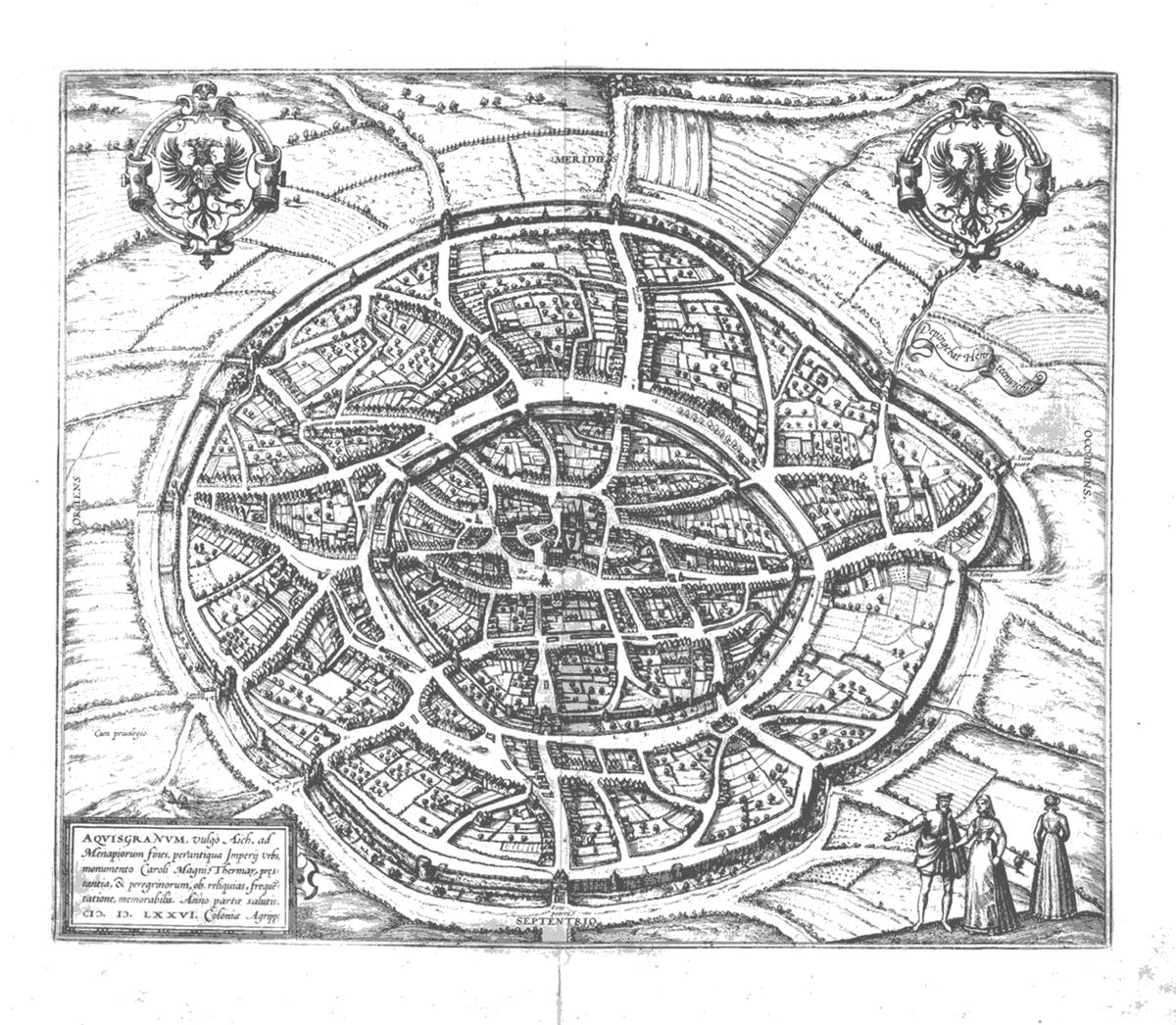 Die Türme Aachen