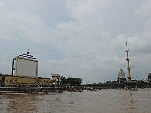 Indrayani River - Indrayani at Alandi