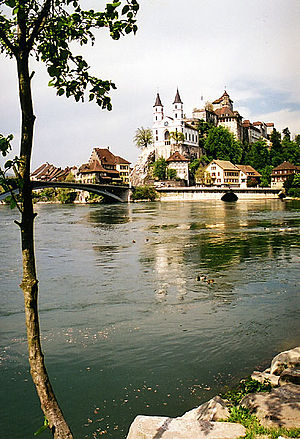Aarburg - Aarburg old town