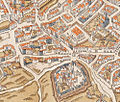 Abbay and Foire Saint-Germain - detail 1550 Truschet and Hoyau map of Paris.jpg