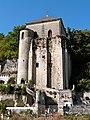 Abbaye de Marmoutier, Tour des Cloches.jpg