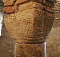 Abbazia di farneta, interno, cripta del ix o x secolo, 13.jpg