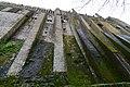 Abbey - Mont Saint Michel Abbey walls (32924628275).jpg