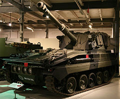 FV433 Abbot w Firepower – The Royal Artillery Museum