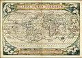 Abraham Ortelius Orbis Terrarum PublicationAntwerp 1572.jpg