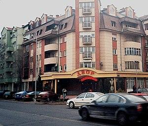 Adamovićevo Naselje - Cara Dušana Street