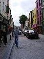 Adelaide Street from North Main Street, Cork - geograph.org.uk - 1928890.jpg