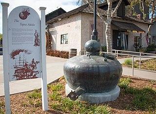 Tapia Adobe California Historic Landmark