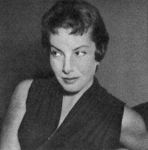 Adriana Serra - Image: Adriana Serra 1956